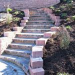 Outdoor Garden & Patio Steps