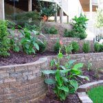 Multi-tiered Retaining Wall