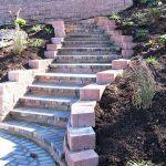 Outdoor Garden & Patio Steps