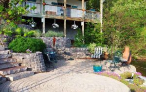 Brick & Natural Stone Paver Patios